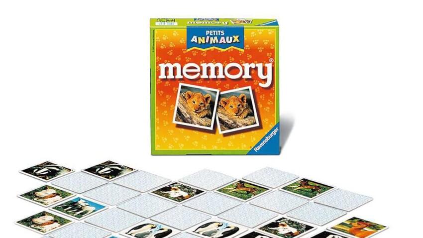 Jeu de société : tout savoir sur le Memory®