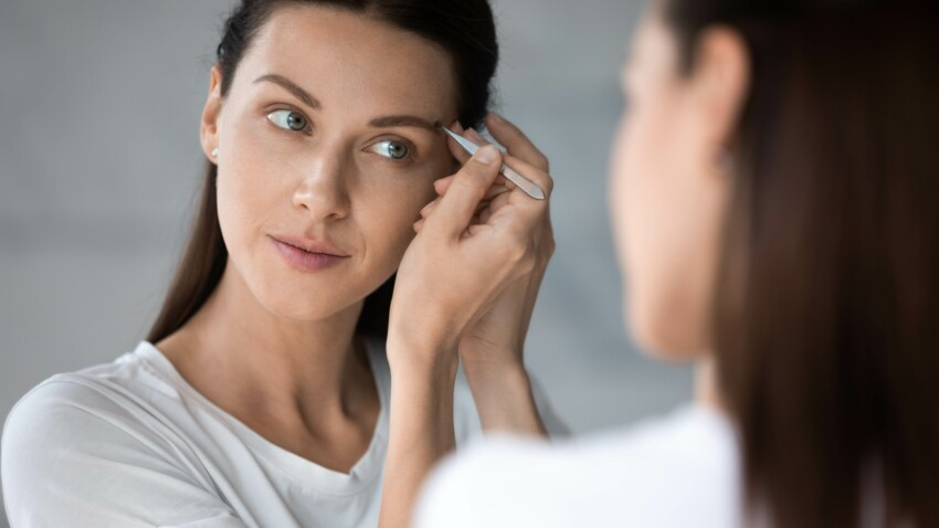 Anti-âge : comment s'épiler les sourcils pour rajeunir ?