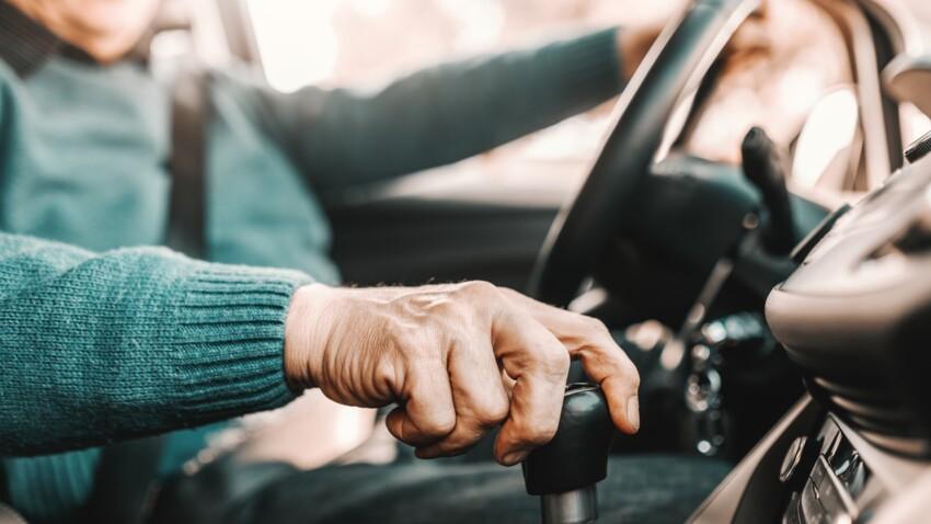 Certains signes d'Alzheimer visibles au volant ?