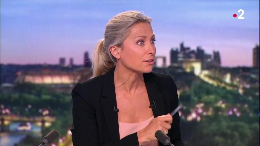 VIDEO - Anne-Sophie Lapix vivement critiquée après son interview de Jean Castex au JT de France 2
