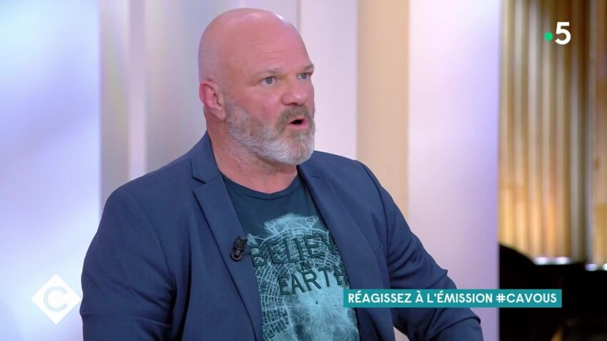 VIDEO Philippe Etchebest grande gueule ? Il s'insurge en direct de cette réputation