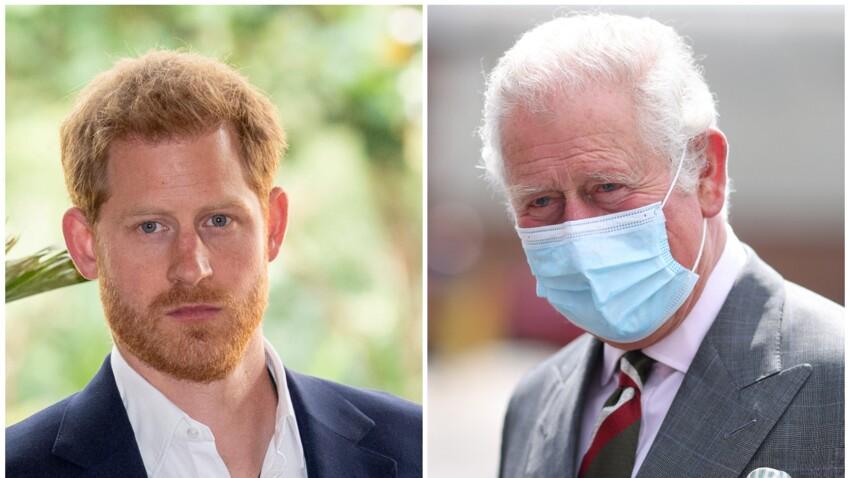 Le prince Harry très critique envers son père, le prince Charles : ses dernières déclarations choc