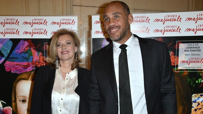 PHOTO - Valérie Trierweiler plus amoureuse que jamais : sa belle déclaration à Romain Magellan
