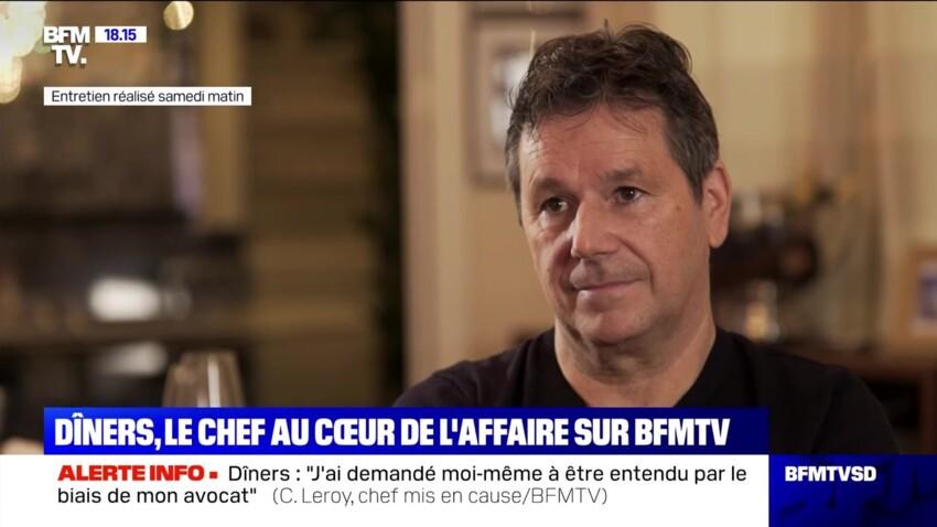 Dîners clandestins : Christophe Leroy s'amuse de la polémique