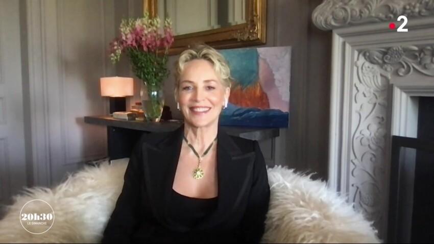 Sharon Stone va-t-elle s'installer en France ? Elle répond en évoquant son amour pour le pays