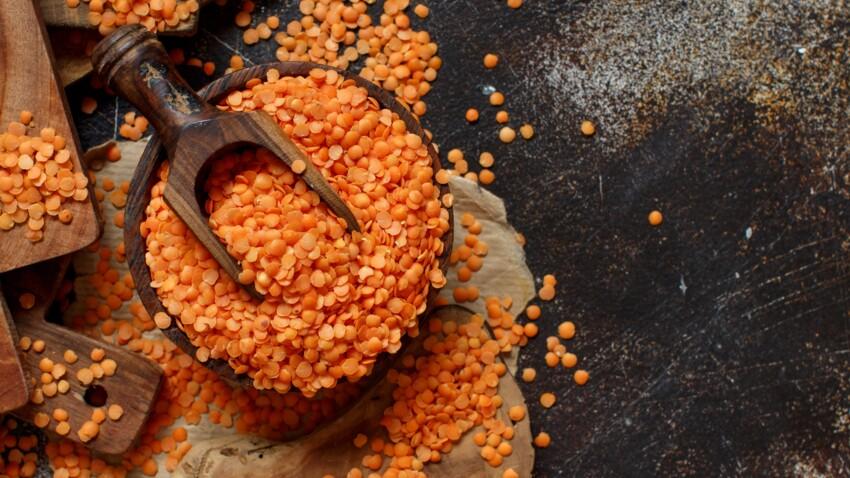Lentilles corail : 15 recettes minceur savoureuses à tester