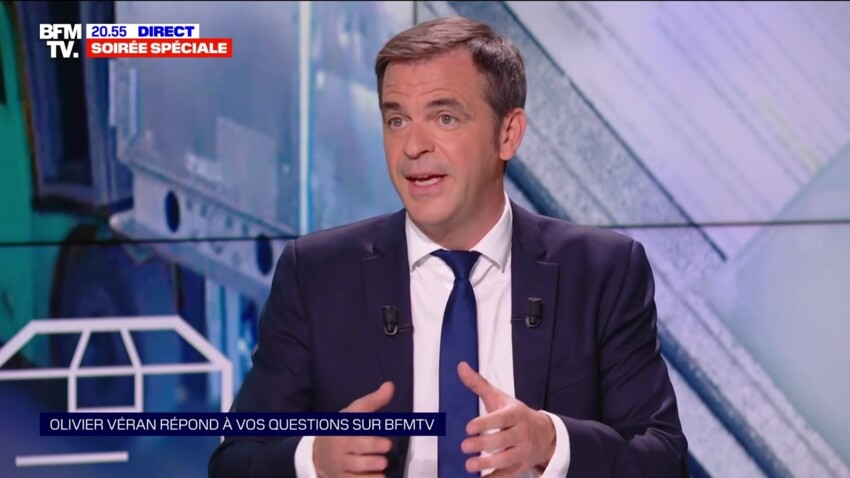 """Restaurants, cinéma, concerts... """"Oui, les personnes non-vaccinées seront défavorisées"""", avertit Olivier Véran"""