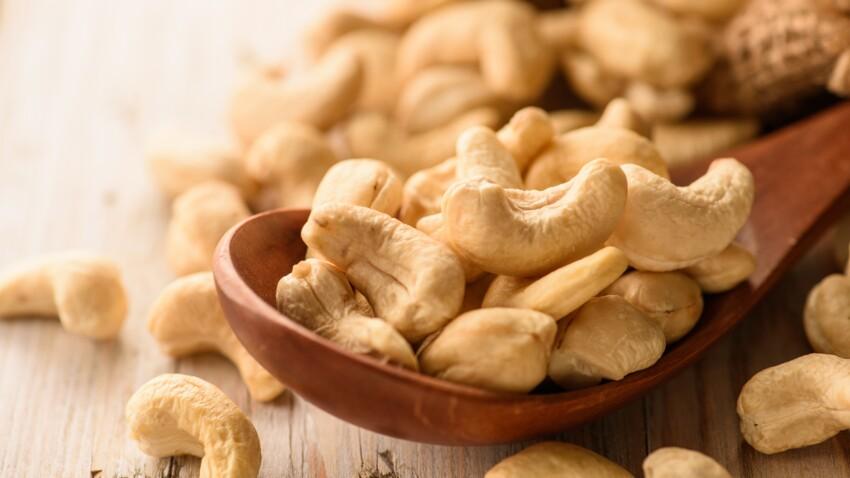 Noix de cajou : quels sont leurs bienfaits et quelle quantité peut-on manger ?