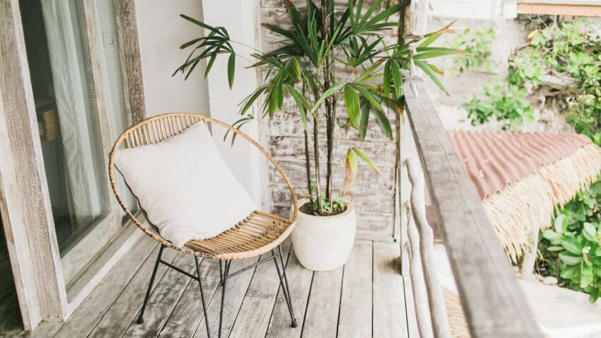 Nos belles idées déco pour un joli balcon