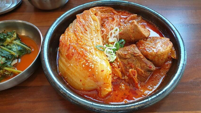 La véritable recette du Kimchi coréen