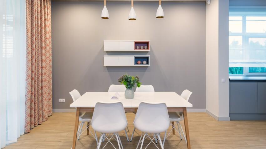 Minimaliste, à l'ancienne ou colorée : toutes nos idées déco de salle à manger