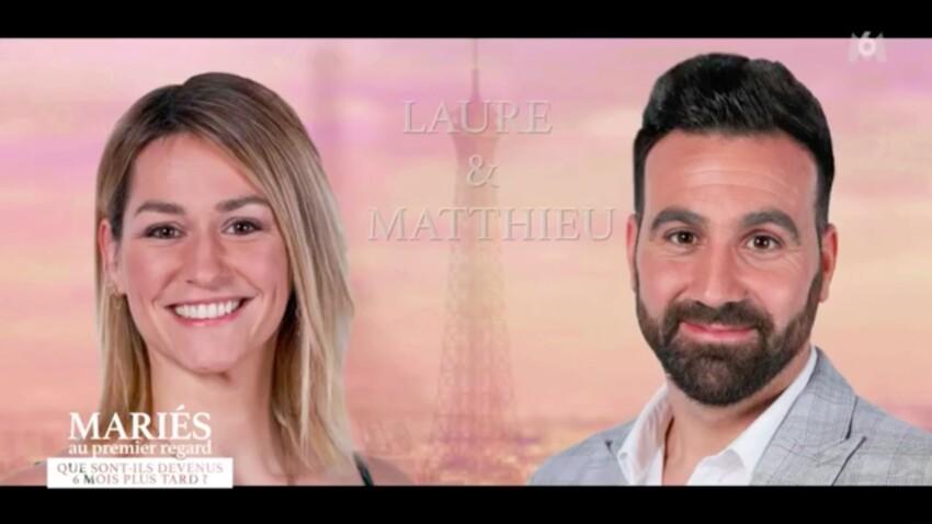 """EXCLU - Laure et Matthieu (""""Mariés au premier regard"""") bientôt parents : """"C'est un bel imprévu !"""""""