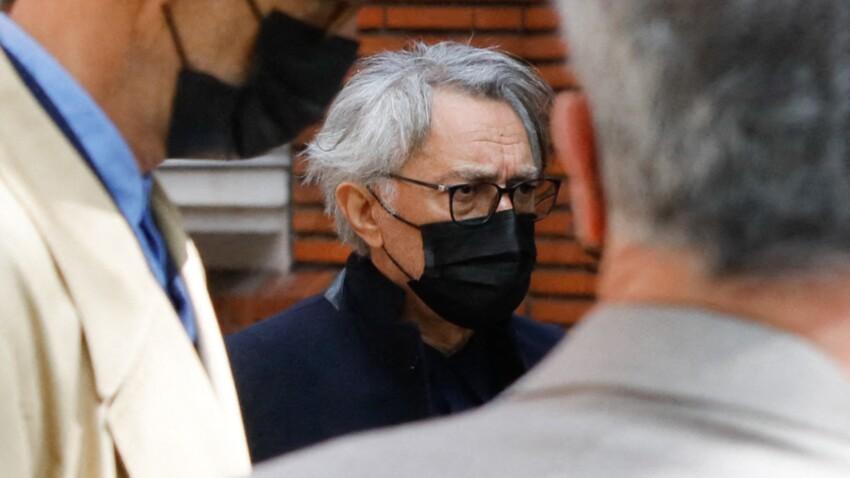 PHOTOS - Richard Berry en deuil : l'acteur fait sa première apparition publique depuis le scandale