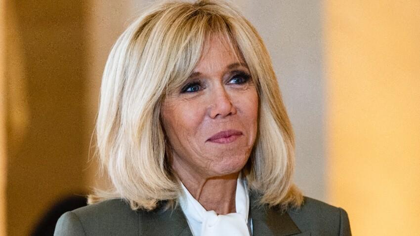 Brigitte Macron surprenante : elle ose une robe totalement inhabituelle (et c'est trop beau !)