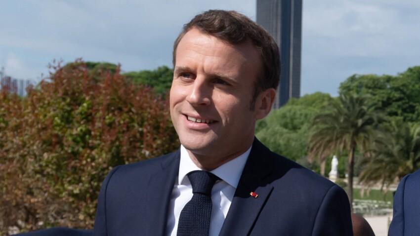 Emmanuel Macron et Jean Castex trinquent en terrasse à Paris : les internautes s'enflamment - VIDEO