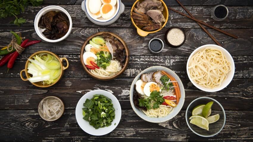 Nissin Cup Noodles : les saveurs asiatiques express
