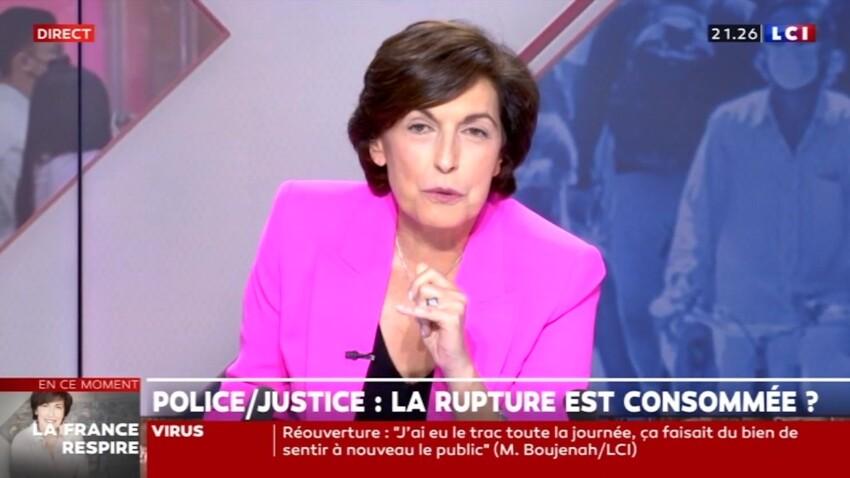 Ruth Elkrief : ses confidences surprenantes sur les coulisses de son retour à l'antenne sur LCI