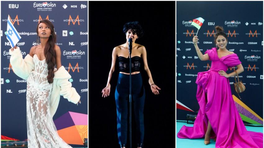 PHOTOS - Découvrez les 10 candidats qualifiés pour l'Eurovision 2021