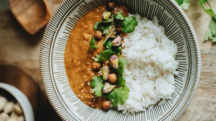 3 idées de recettes indiennes 100% végétariennes