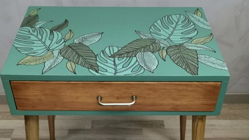 6 créations originales avec des meubles recyclés