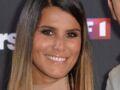 Karine Ferri irrésistible en petites robes d'été joliment décolletées