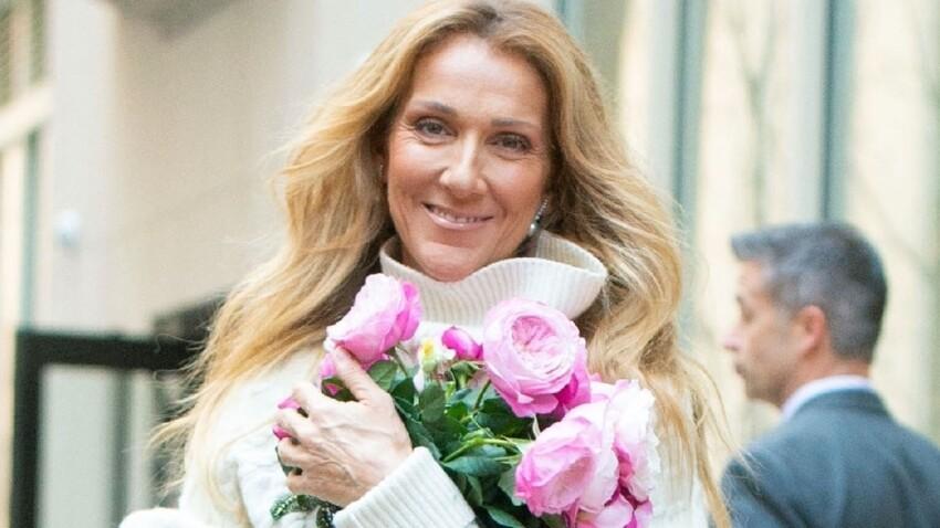 Céline Dion envoûtante : elle ose une robe décolletée jusqu'au nombril (wow !)