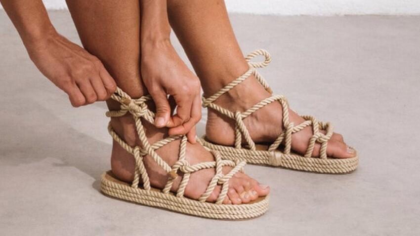 Tendance chaussures 2021 : voici les sandales que l'on va s'arracher cet été (canons !)