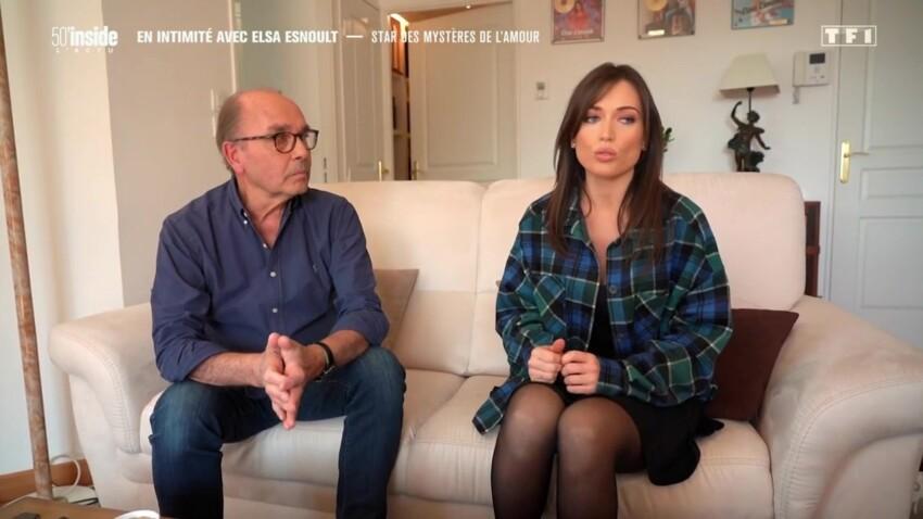 Elsa Esnoult : pourquoi son père s'inquiète-t-il pour elle ?