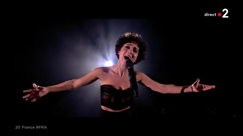 """VIDÉO - """"Eurovision 2021"""" : découvrez la sublime prestation de Barbara Pravi"""