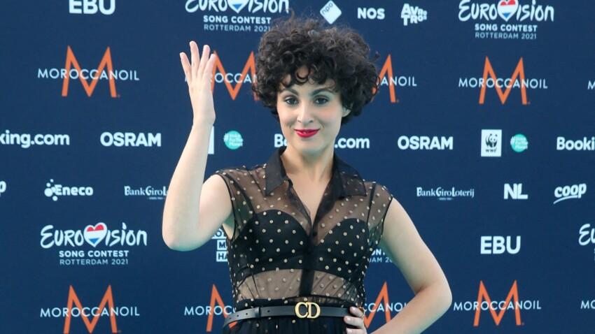 """""""Eurovision 2021"""", Barbara Pravi stressée avant sa prestation ? : """"Je suis très fatiguée"""""""