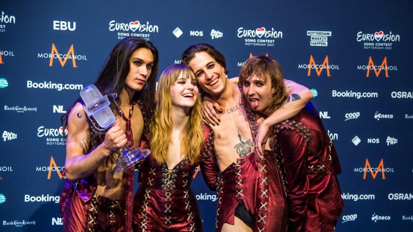 """""""Eurovision 2021"""" : les vainqueurs ont-ils vraiment pris de la cocaïne en direct ?"""