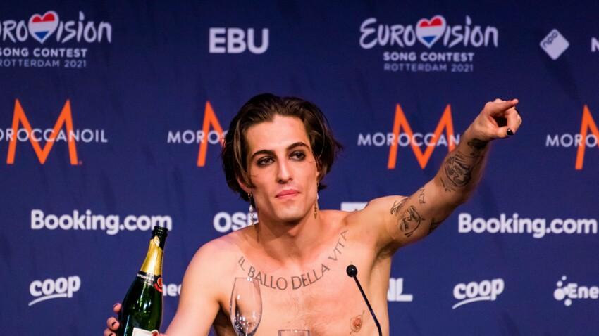 """""""Eurovision 2021"""" : le résultat anti-drogue de Damiano David, le chanteur italien du groupe Måneskin, a été dévoilé"""