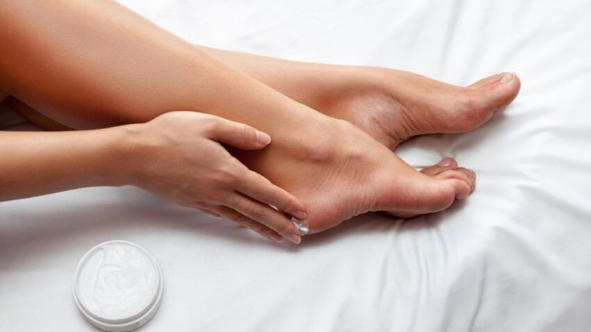 Crevasse au pied: les meilleurs remèdes pour se soigner