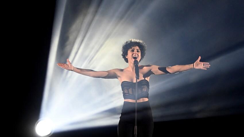"""""""Eurovision 2021"""" : Barbara Pravi réagit à la polémique autour du chanteur de Maneskin"""