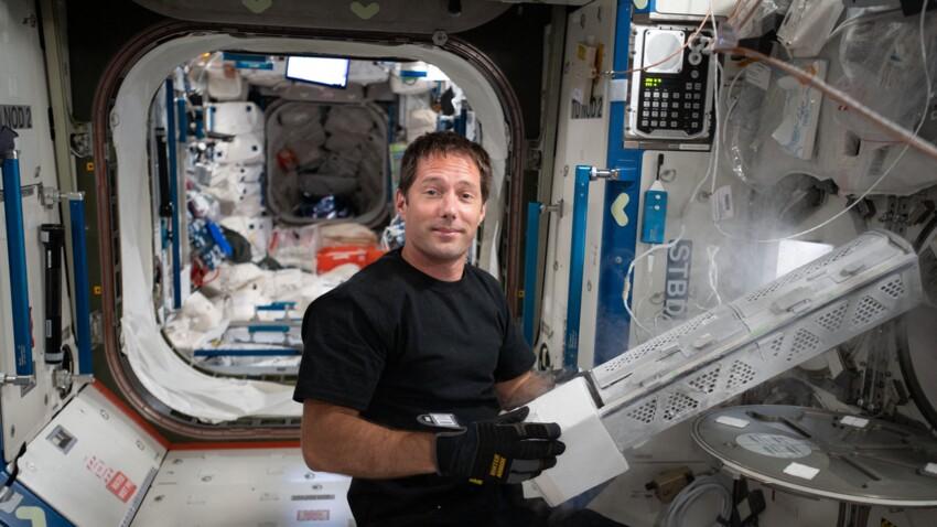 Thomas Pesquet : cette routine qui complique son quotidien à bord de l'ISS