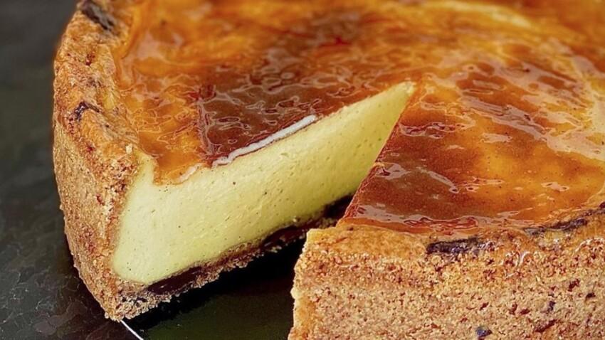 L'incroyable recette du flankie : le gâteau mi-flan, mi-cookie