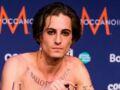 """""""Eurovision"""" : qui est Damiano David, le chanteur controversé de Maneskin ?"""