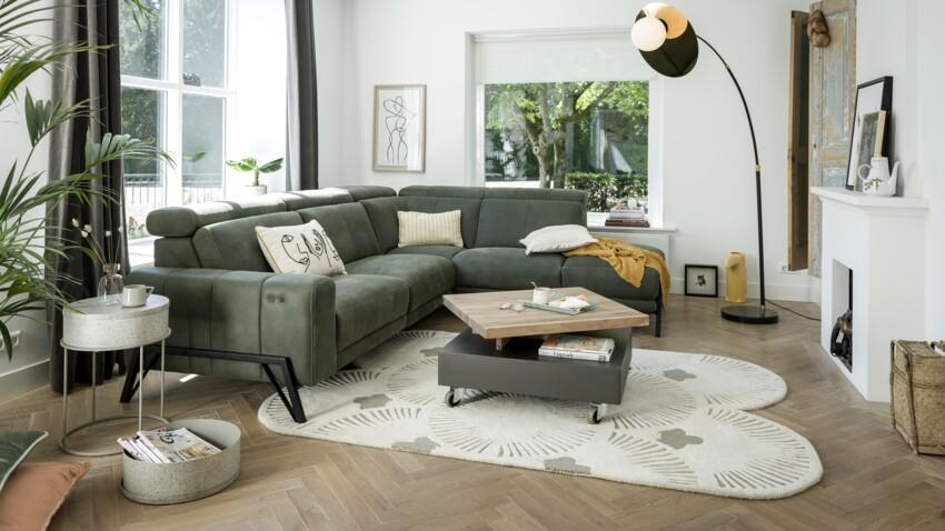 Nos super idées déco pour un salon cosy et cocooning