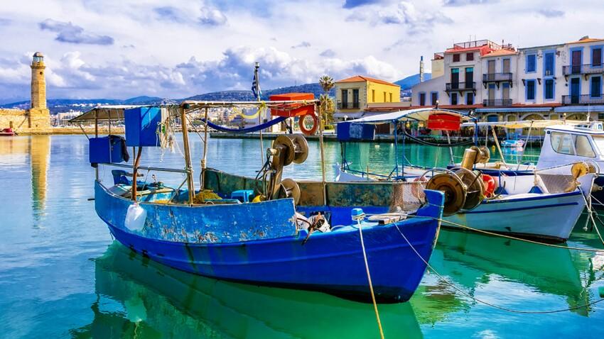 La Crète, un pur concentré de Méditerranée