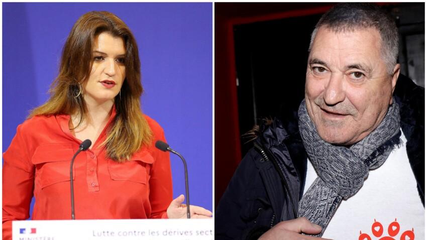 """Marlène Schiappa invoque """"les ravages de l'alcoolisme"""" après les propos polémiques de Jean-Marie Bigard"""