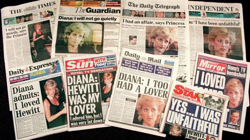 Diana : cette réaction surprenante des Britanniques après son interview confirmant l'infidélité du prince Charles