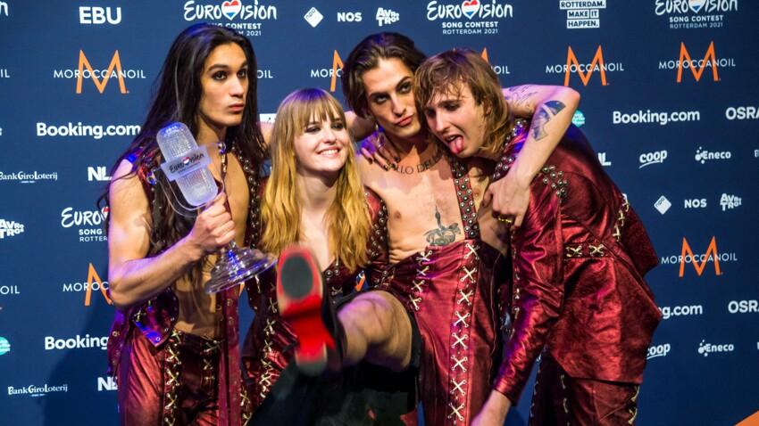 """""""Eurovision 2021"""" : le groupe Maneskin va enregistrer la musique d'un film Disney"""