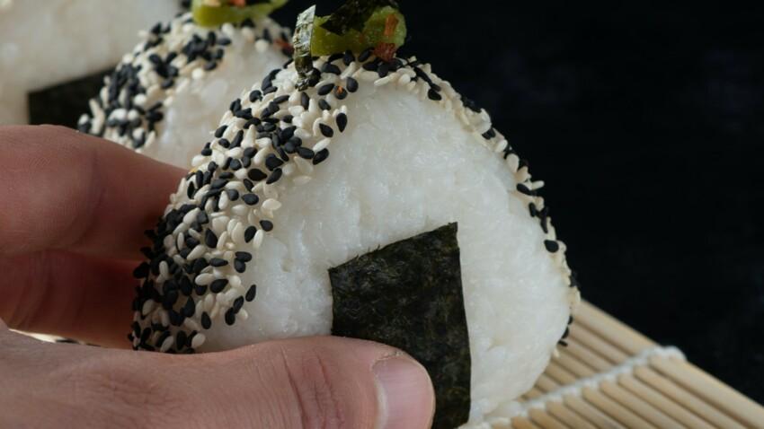 La véritable recette des onigiri, les boulettes de riz japonaises
