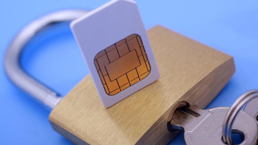 Carte SIM bloquée : où trouver le code PUK ?