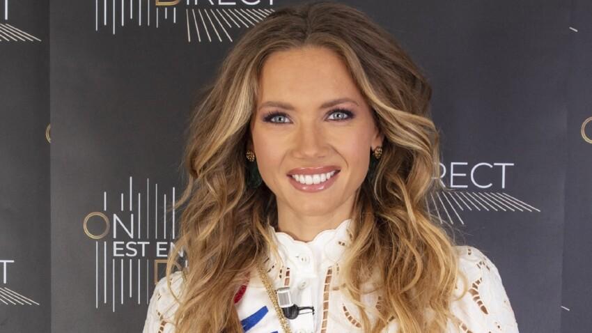 Amandine Petit : Miss France pose dans le maillot le plus sexy de l'été (wow !)