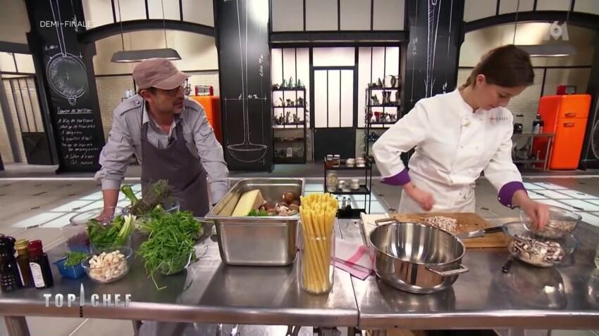 """""""Top Chef"""" 2021 : coup de sang entre Paul Pairet et la demi-finaliste, Sarah"""