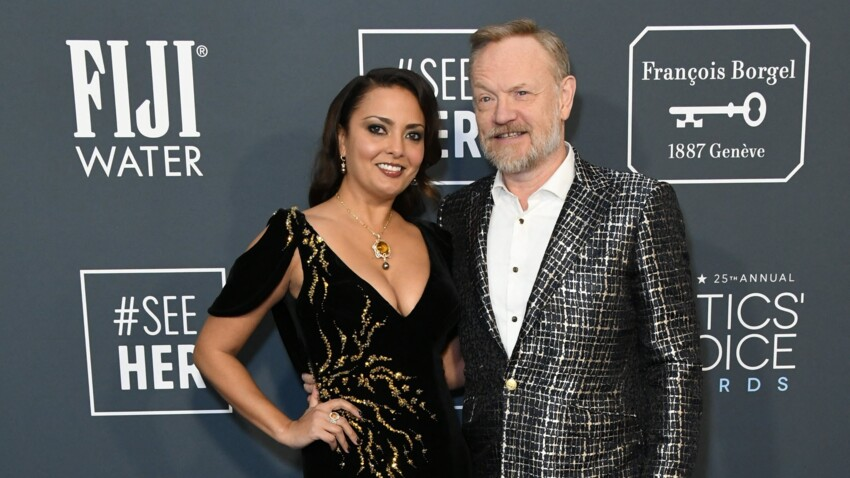 "Jared Harris (""Chernobyl"") : qui est sa femme, l'actrice Allegra Riggio ?"