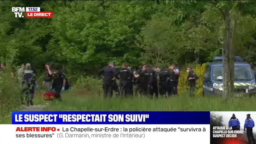 Policière agressée au couteau près de Nantes : que s'est-il réellement passé ?