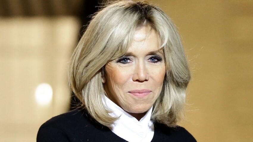 """Bernard Tapie face au cancer : Brigitte Macron se dit """"très admirative"""" de son combat"""