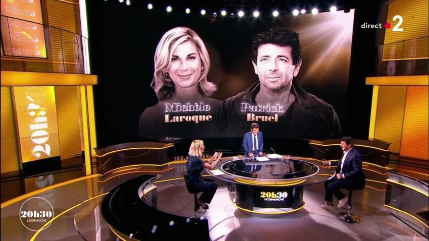 Michèle Laroque et Patrick Bruel vont-ils enfin se donner la réplique au cinéma ? Ils répondent